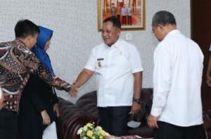 Ombudsman Apresiasi Kinerja  Pemkab Lamsel