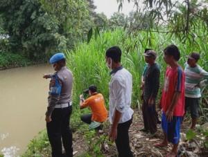 Pasang Jaring Ikan, Sahrun Tewas Tenggelam Di Way Tebu