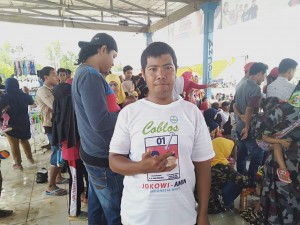 Warga Tuba Siap Menangkan Jokowi-Ma'ruf, Ini Alasannya