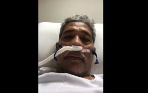 Sebar Video, Loekman Klaim Kesehatannya Membaik