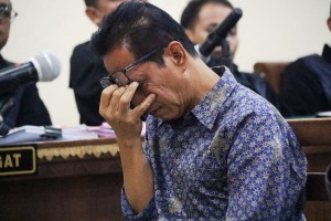 Khamami Mengaku Bersalah Dan Meminta Maaf