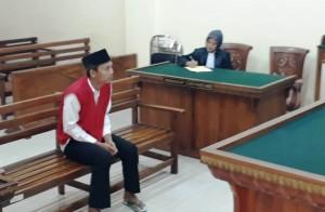 Kurir Sabu Divonis 17 Tahun Penjara