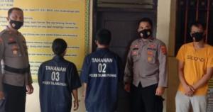 Polisi Bekuk Pencuri Dan Penadah Barang Curian Di Talangpadang
