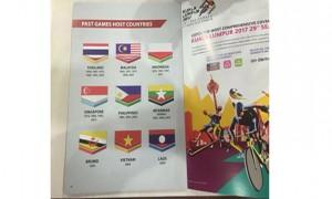 Malaysia Minta Maaf Gambar Bendera Indonesa Terbalik