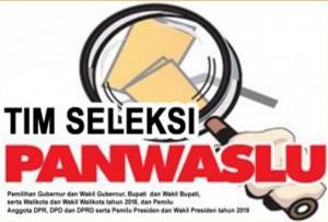 Pendaftar Bawaslu Lampung Protes Hasil Timsel