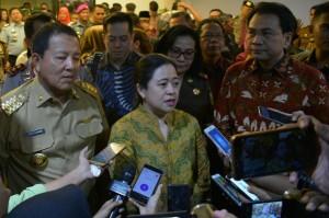 Puan Maharani Pantau Pergerakan Pilkada Di Lampung