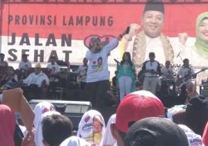 Nunik: Saatnya Perempuan Jadi Wagub Lampung