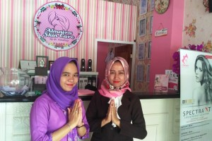 Klinik Almaira Skin Care Gelar Almaira Got Talent