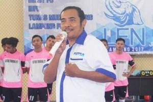 AFP Lampung Gelar Seleksi  Pemain Tim Pra PON