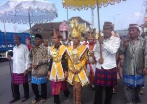 Festival Parade Nusantara, Tanggamus Angkat Tradisi Melawi Dan Deduwai