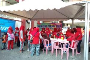 Puncak HKN 2019, Dinkes Buka Posko Periksa Kesehatan Gratis
