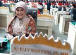 Elly Gantikan Pattimura, Jabat Pimpinan DPRD Lampung