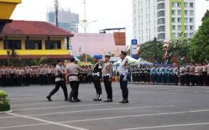 Operasi Patuh Krakatau, Polda Lampung Terjunkan 596 Personel