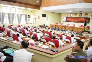 Banang DPRD Lambar Soroti Kinerja Dinkes
