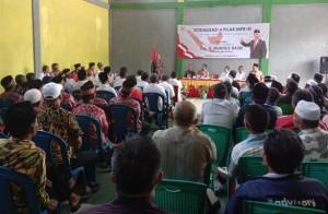 Mukhlis Basri Kampanye Empat Pilar MPR