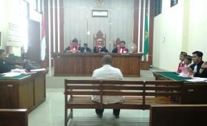 Sidang Kasus Pembunuhan Caleg PAN Berlanjut