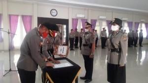 Wakapolres Tanggamus Dijabat Heti Fatmawati