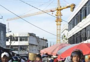 Soal Tower Crane, Kadis PU Takut Dengan Kontraktor?