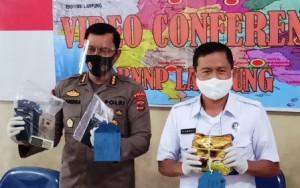 Diduga Terlibat Kasus Sabu-sabu 1 Kg, Oknum Perwira Polisi Ditangkap BNN