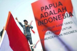Papua Bagian Sah Indonesia