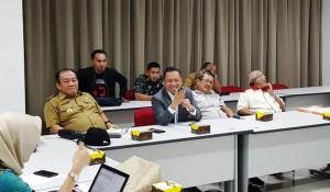 Ketua KONI: Pengurus Wajib Konsentrasi Hadapi Porwil Di Bengkulu