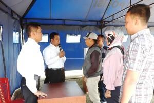 Polres Lampung Timur Simulai Pengamanan Pilkades