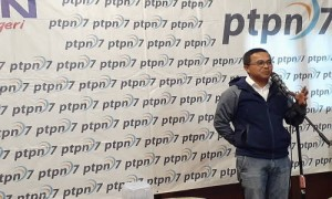 Gathering Bareng Media, Dirut PTPN VII Beberkan Strategi Pemulihan Bisnis