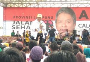 Arinal: Membangun Lampung Harus Dengan Jiwa Dan Raga Yang Sehat