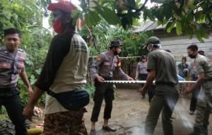 Sembilan Rumah Di Brajaindah Rusak Diterjang Puting Beliung
