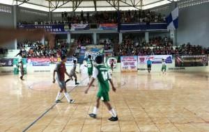 Relawan Ridho Gelar Turnamen Futsal Cup