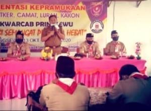 Kakon Bisa Jadi Ketua Majelis Pembimbing Pramuka