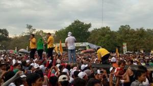 Heboh, Nunik Nyatakan Rela Dicoblos Sampai Bolong