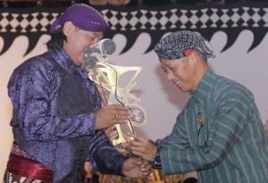 Pertunjukkan Wayang Kulit Di Pringsewu, Pandawa Bangun Praja