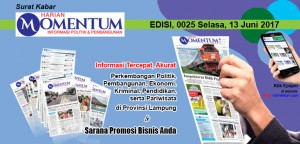 Koran Harianmomentum Edisi 0025