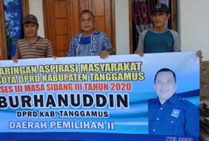 Burhanuddin: Mengemban Amanah Reformasi