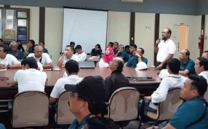 PTPN VII Unit Bekri Jadi Pusat Pelatihan Auditor ISPO