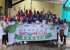 PIP IPC Panjang Gelar Aksi Gerakan Indonesia Bersih