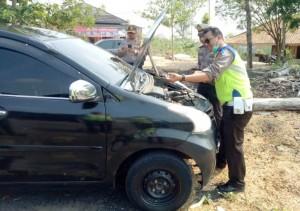 Polres Amankan Empat Pelaku Penggelapan Mobil