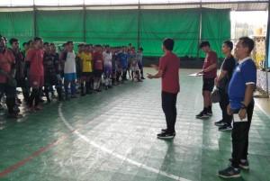 Seleksi Pemain Futsal Pra PON Lampung, Tim Pelatih Jaring 20 Pemain