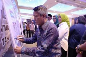 Lampung Deklarasi Keterbukaan Informasi Pilkada 2018