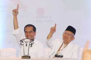 Penghitungan Suara Selesai, Jokowi-Ma'ruf Pemenang Pilpres 2019