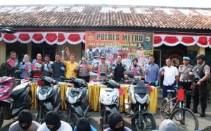Mantan Anggota Polri Ditangkap, Diduga Menjual Sabu-sabu