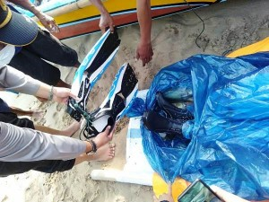 Mayat Wisatawan Asing Ditemukan Terapung Di Laut Bengkunat