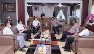 Polda Siap <i>Support</i> Kontingen Lampung Di PON Papua