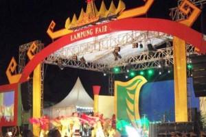 Lampung Fair 2018 Siapkan 600 Stand