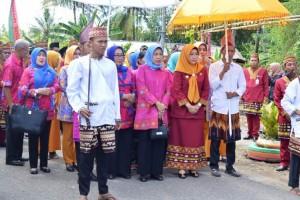 Terbaik Enam Nasional, Pekon Dadisari Wakili Lampung Lomba Pola Asuh Anak