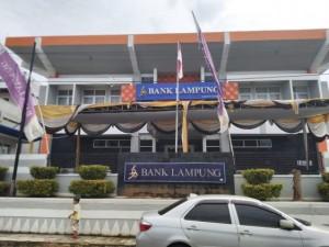 Bank Lampung Kotabumi Tambah Dua ATM