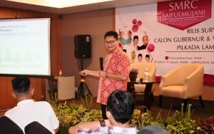 Versi SMRC, Warga Lampung Toleran Atas Politik Uang Di Pilgub
