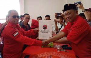 Pilkada Lamsel, Nanang Yakin Diusung PDIP