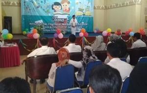 Lomba Mendongeng Di Pringsewu Diikuti 20 Pelajar SD/MI